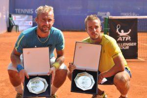 Jebavy e Martin, coppia ceco/slovacca vincitrice del doppio