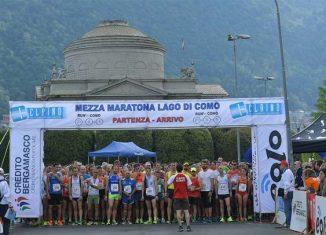 Mezza Maratona Lago di Como