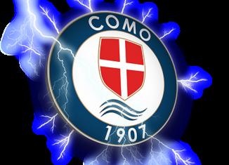 Image result for como calcio logo