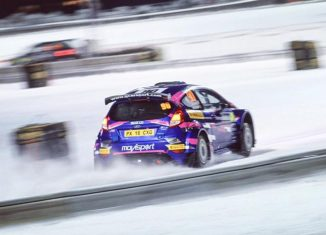 Rally di Svezia